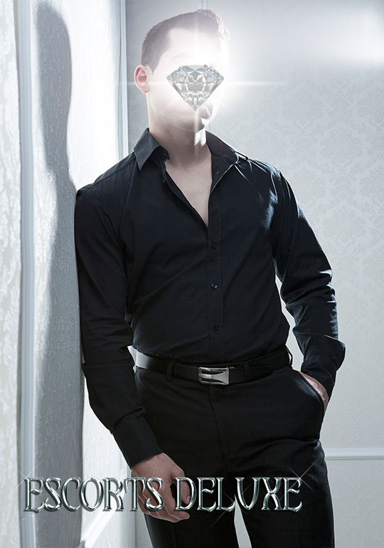 Male escort that will seduce all the cracks of your being